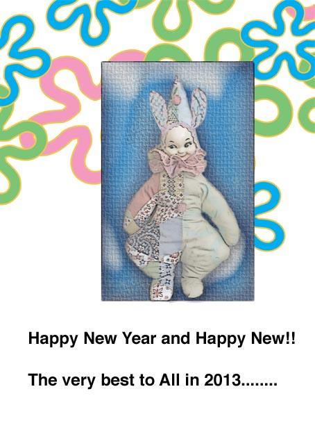 Bunny Dearest Goes Public!!!