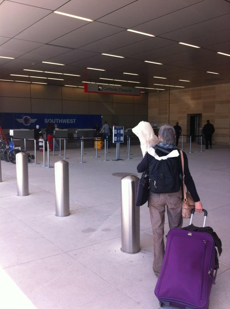 airport mummy
